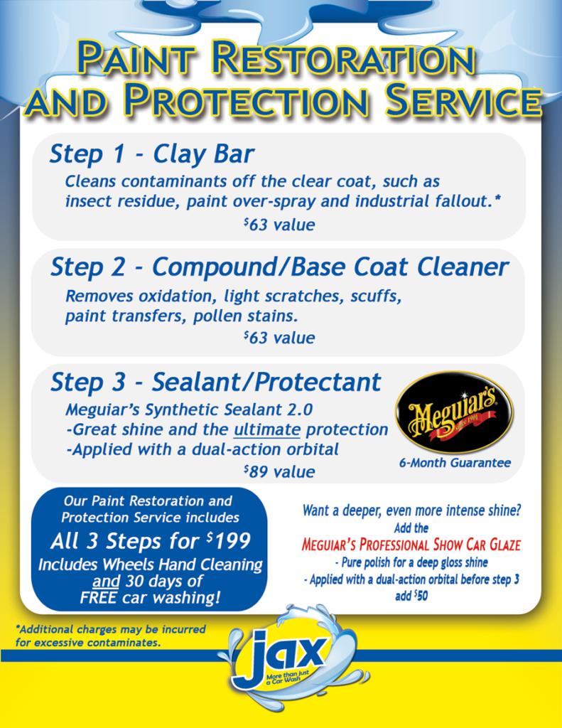 Paint Restoration Service - Car Paint Restoration - Auto Reconditioning