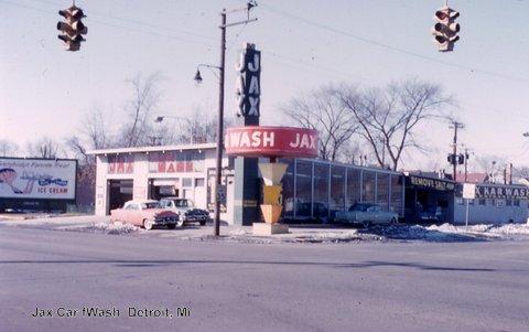 Jax 1950's