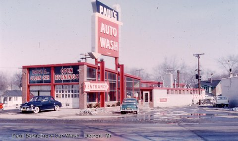 Paul's Auto Wash - Now Jax Royal Oak