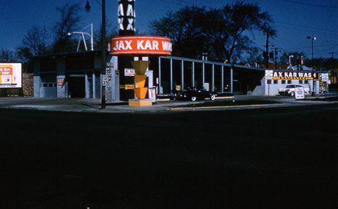 Jax 1950's - Detroit