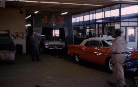 Jax 1950's - Blower Area