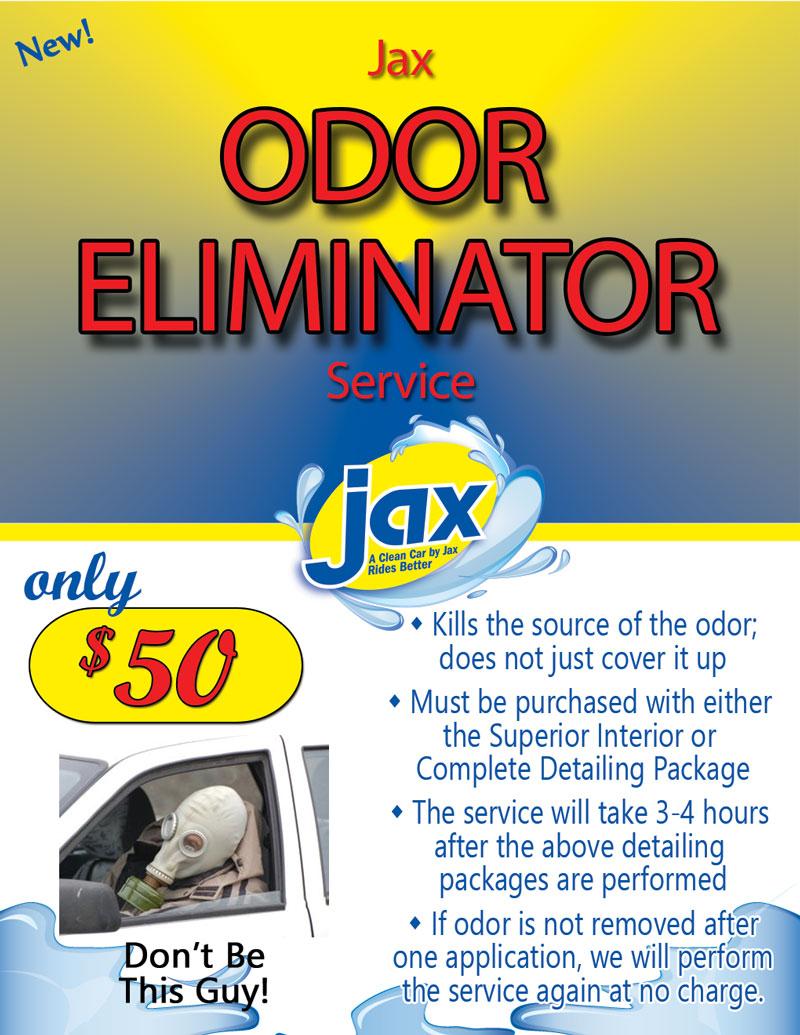 Odor Eliminator Flyer